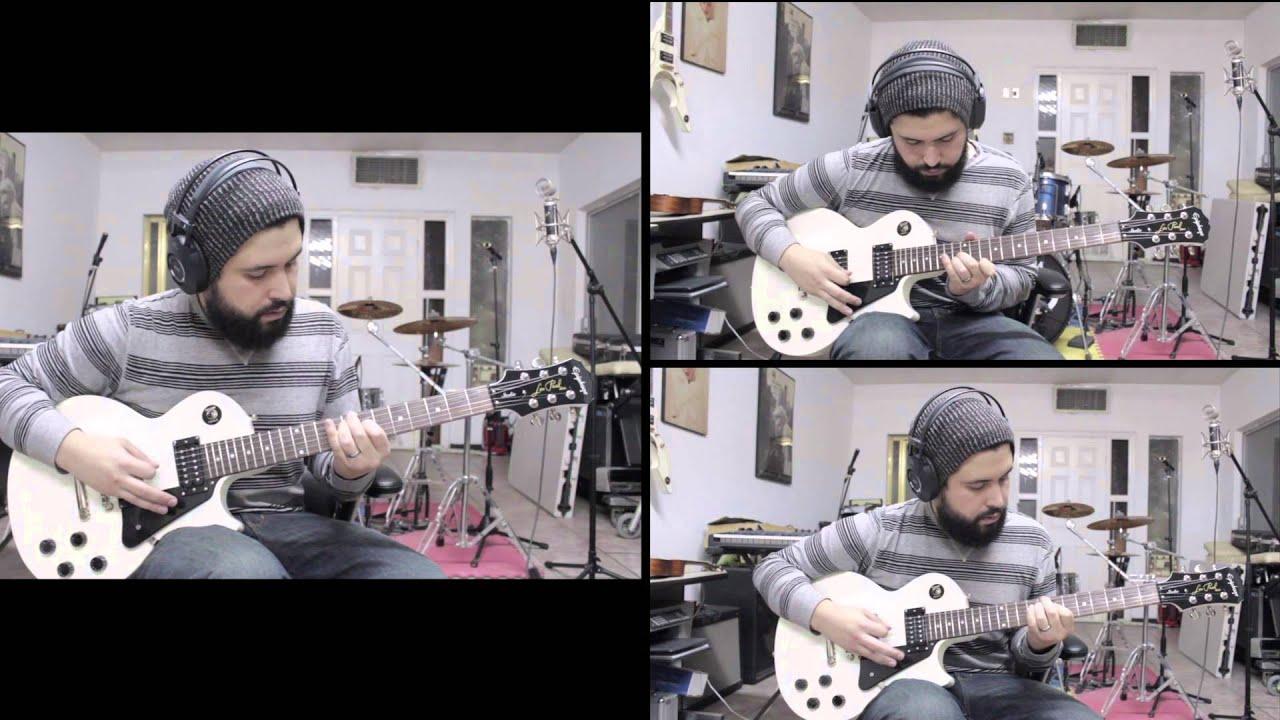 Circa Survive - Schema (Guitar Cover) - YouTube