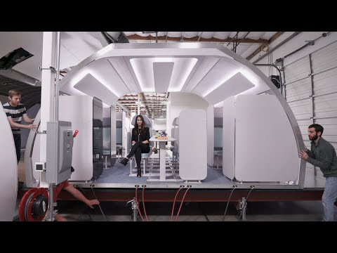 Download Youtube: Inside Airbus' modular plane concept
