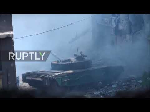 Syria: SAA makes gains against IS in southern Damascus – Syrian state media