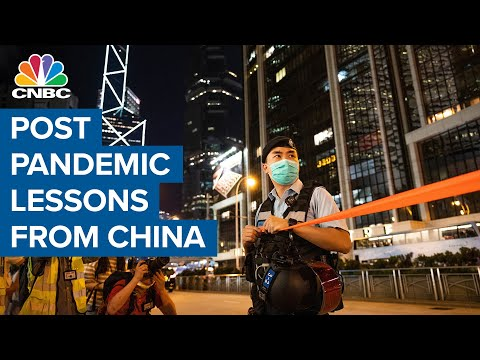 What the U.S. can learn from China about life after the pandemic