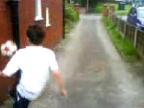 tom urquhart's freestyling skills age 13
