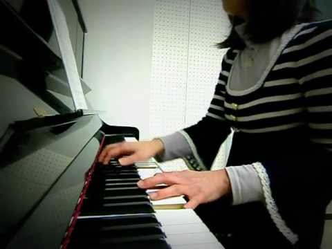 I Surrender All with lyrics (piano&vocal)