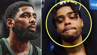 "D'angelo Russell HEARTBROKEN Nets LETTING HIM GO! ""I Want To JOIN LEBRON & THE LAKERS"""