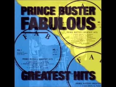 Prince Buster - Shaking Up Orange Street - (Fabulous Greatest Hits)
