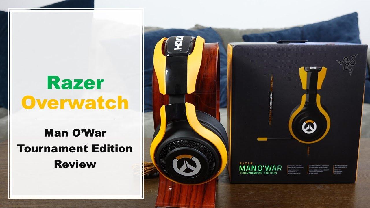 Razer Overwatch ManO' War TE Headset Review