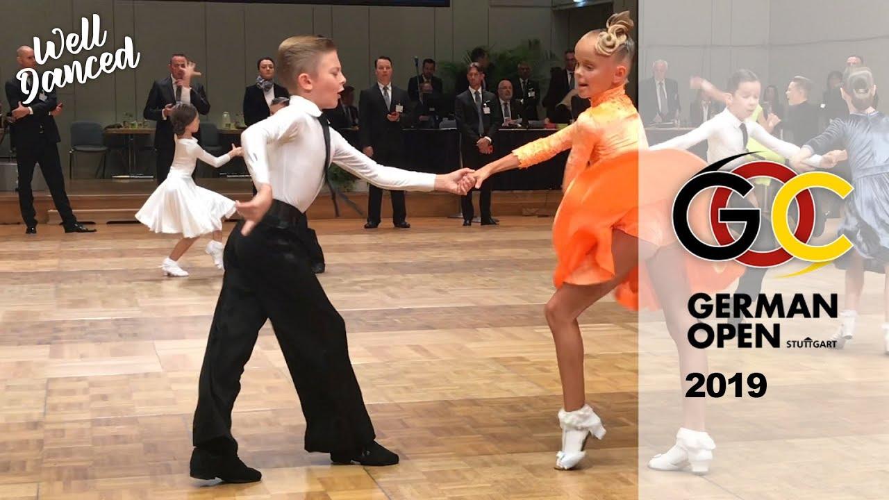German Open Championships 2019   Juveniles I   Latin - Final ▶7:12