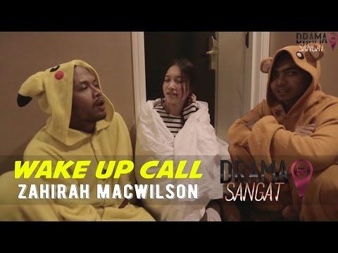 #WakeUpCall   Zahirah Macwilson Mengigau Ke?