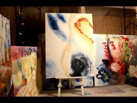 Abstract Art : Contemporary Art by New York Artist Todd Krasovetz