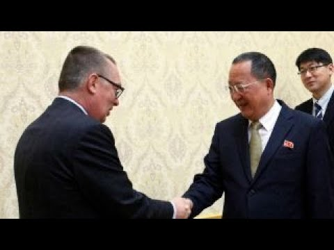 Download Youtube: Eric Shawn reports: A U.N. visit to North Korea