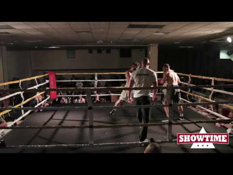 Fight 16 Showtime Striking   Danny Nash vs Steve Liddel