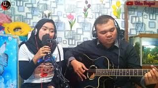 Sabyan - law kana bainanal habib  Live Cover utha project [ silvi & taufik ]