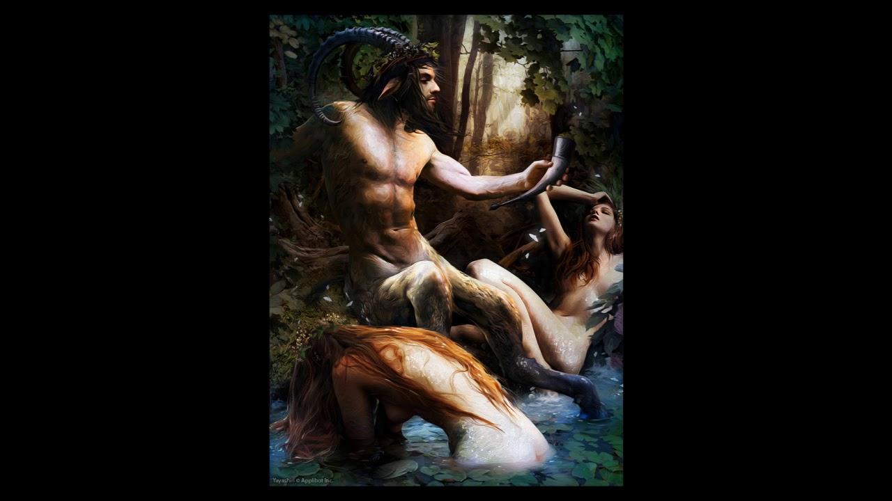 greek mythology theme satyrs youtube