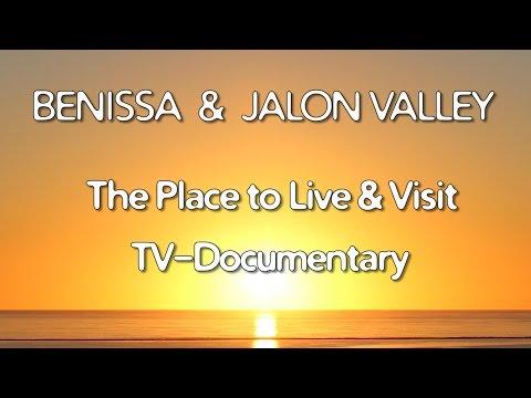 Costa Blanca Movie - Benissa & Jalón Valley TV Documentary 2016 The Place to Live & Visit (30 min)