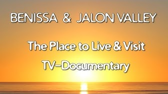 Costa Blanca Movie - Benissa & Jalón Valley TV Documentary 2016 The Place to Live & Visit (30 min)
