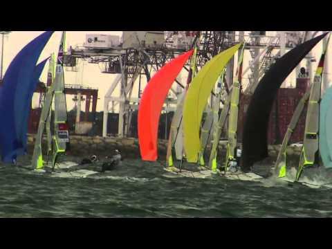 Perth 2011 ISAF Worlds - 12 December 2011