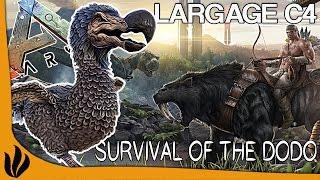 ARK: Survival of the Dodo FR #8 - LARGAGE DE C4 SUR LES BORGCY !