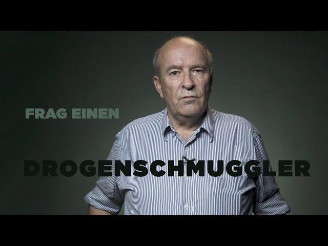 FRAG EINEN DROGENSCHMUGGLER   Hubertus über ein außergewöhnliches Leben
