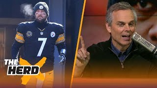 Colin Cowherd on Ben Roethlisberger