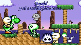 Bardd and the Ghost Castle (Demo) • Super Mario World ROM Hack