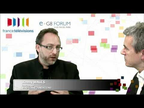 EG8 FORUM: 3 questions à Jimmy Wales