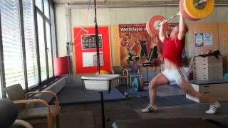 Matthias Steiner Clean and Jerk Technique