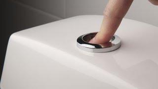 Cara menyiram toilet