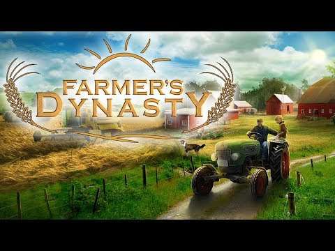 FARMER'S DYNASTY 🚜 Mein Leben als Bauernenkel • Let's Play Farmer's Dynasty [01]