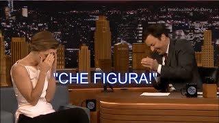 FIGURACCE e MOMENTI IMBARAZZANTI (Emma Watson, Nicki Minaj, Jennifer Lawrence, Camila Cabello..)