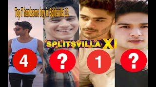Top handsome boy in Splitsvilla 11 2018 by All about Youtube by Athoy