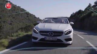 Nuova Mercedes Classe S Cabrio e Lancia Ypsilon Mya | TG Ruote in Pista