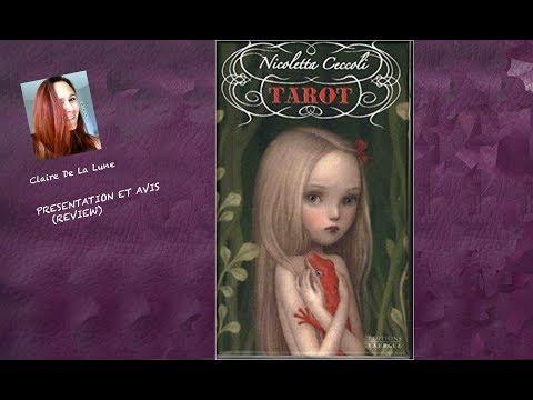 🍀 Le tarot de Nicoletta Ceccoli : de belles cartes pour visiter les blessures de l'enfant intérieur