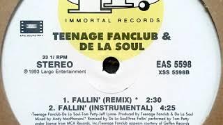 Teenage Fanclub & De La Soul - Fallin' (Remix)