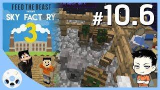 ตอนพิเศษ เลี้ยงไก่ไม้ ไม่ต้องปลูกต้นไม้อีกเลย - มายคราฟ Sky Factory 3 #10.6