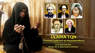 Album Cover ULAMATHORIQOHQODIRIYAHNAQSYABANDIYAH||&_Ust.UbadAminullah