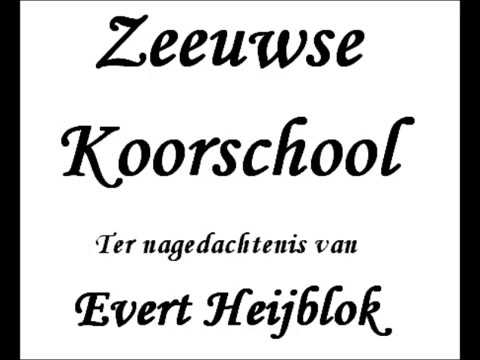 Once in Royal David´s City - Zeeuwse Koorschool