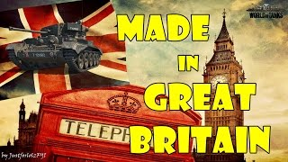 World Of Tanks Funny Moments MADE IN UK