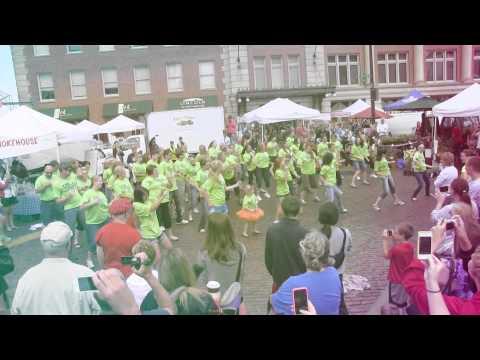 Union Bank & Trust Flash Mob