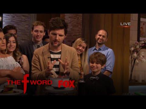 Adam Scott & Gordon Ramsay Have A Head-To-Head Dessert Battle | Season 1 Ep. 8 | THE F WORD