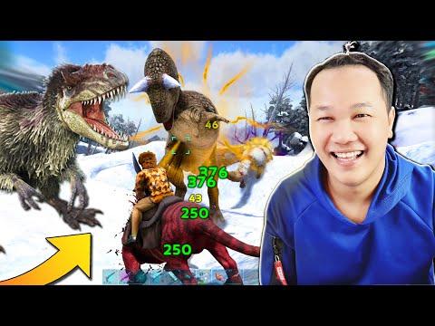 នាំអាខាតាមចាប់គ្រូធ្មប់សើចចុកពោះ! - Ark Survival Evolved Update Part 60 Cambodia (Khmer)
