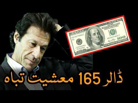 Dollar Rate Increase 161 To 165 Today || US Dollar Vs Pakistan Rupee