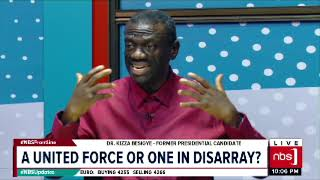 Disunity or Clandestine Unity in Opposition? | NBS Frontine