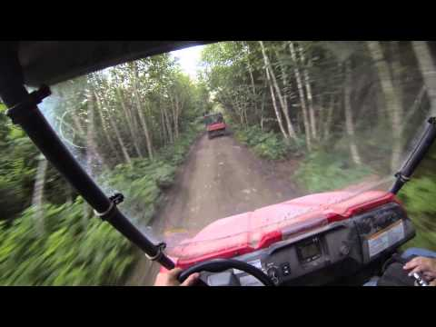 ATV Excursion in Icy Straight Point