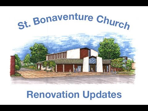 St. Bonaventure Church Capital Campaign