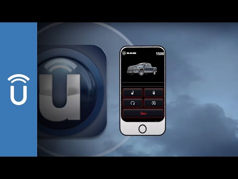 Use the Uconnect® Access Mobile App | Uconnect® 8.4A and 8.4AN Systems