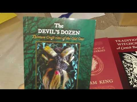 Reviews of Troy Books Traditional Witchcraft & Cunning Folk / British and European Witchcraft