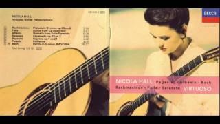 Nicola Hall - Sergei Rachmaninov Prelude in G minor op. 23 no. 5