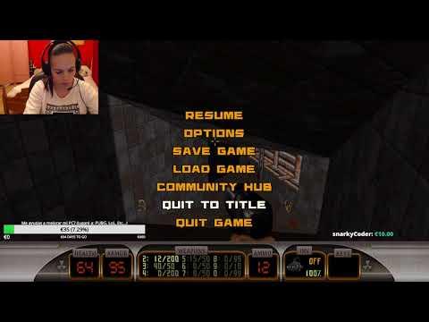 Jugamos a Duke Nukem!! (2)