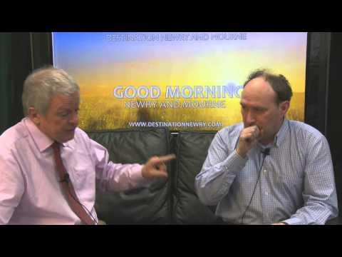 Good Morning Newry: Jim Boylan