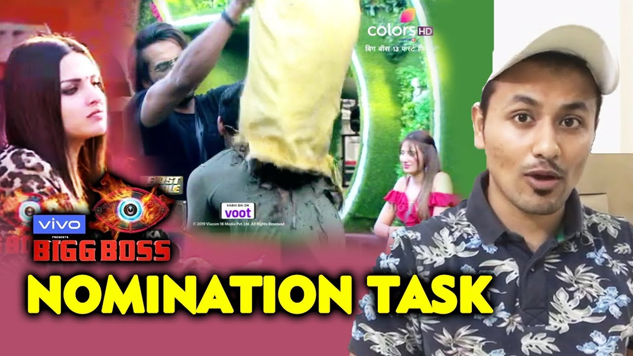 Nomination Task Who Will Be Nominated Bigg Boss 13 Latest Update