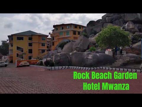 Rock beach garden hotel in Mwanza